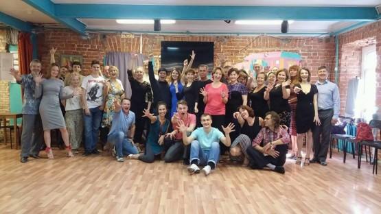 групповые уроки аргентинского танго