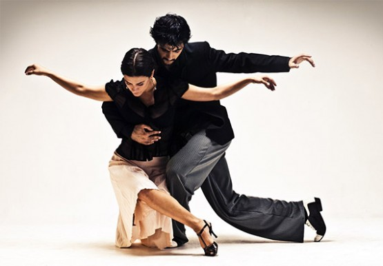 открытый урок танго