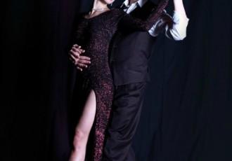 Танго наоборот, инвертированное танго, танго в теневой позиции
